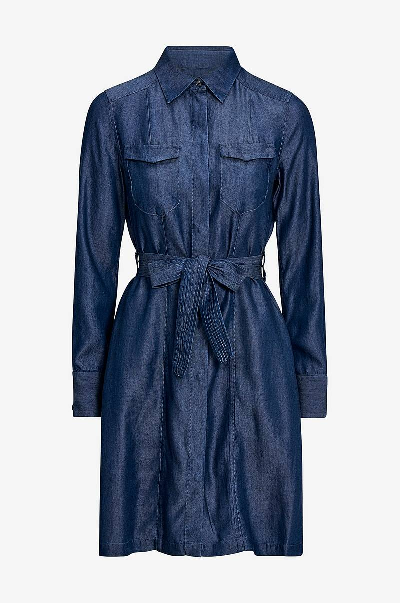 Denimkjole Tacoma Dress