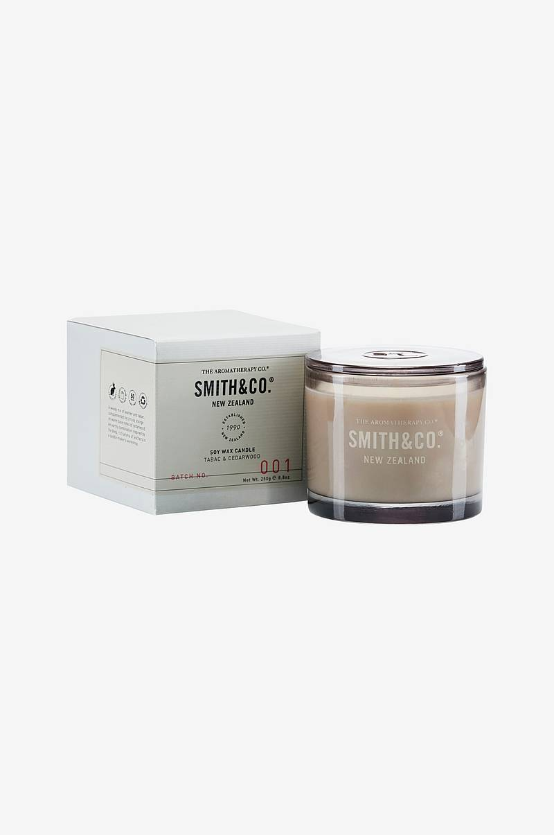 Tabac & Cedarwood Candle 50h