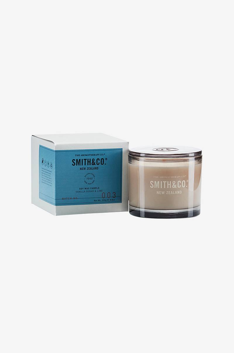 Vanilla Sugar & Lime Candle 50h