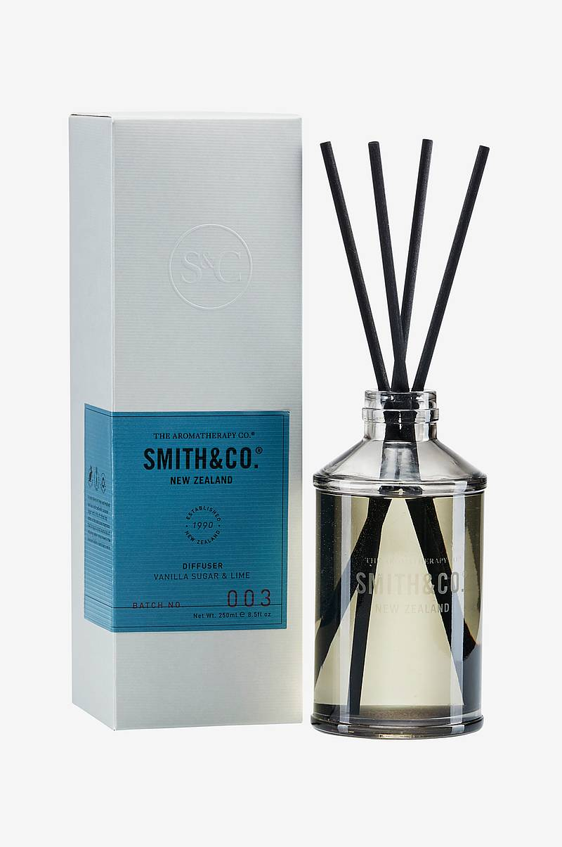 Vanilla Sugar & Lime Diffuser 250ml