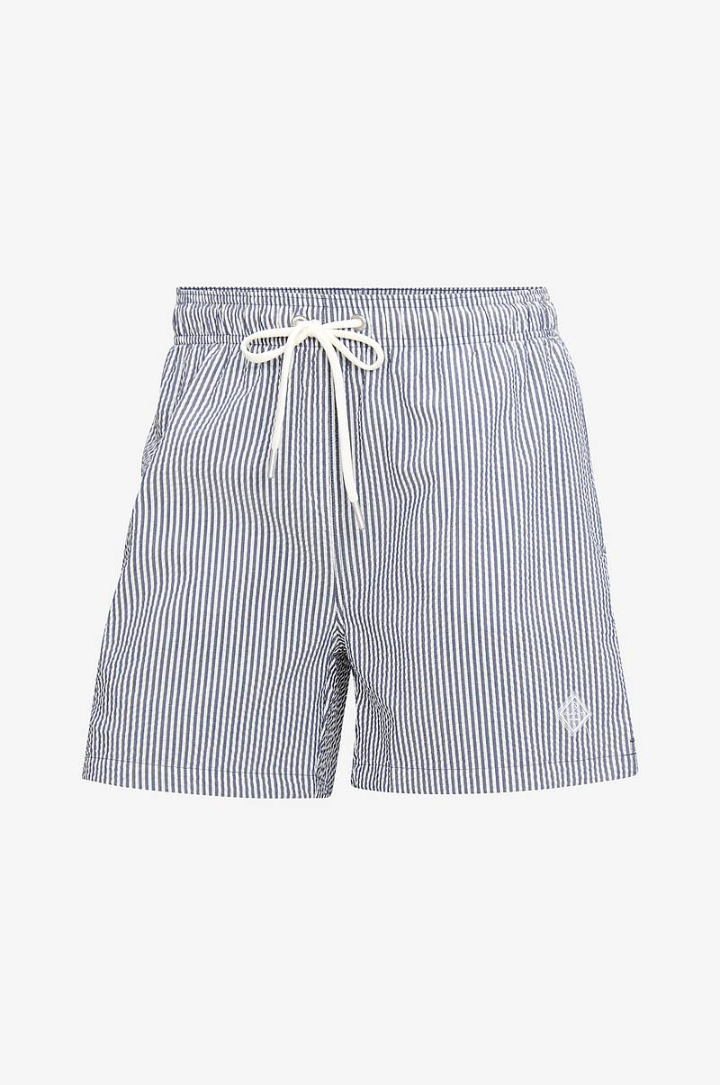 Badshorts Seersucker Swim Shorts Classic Fit