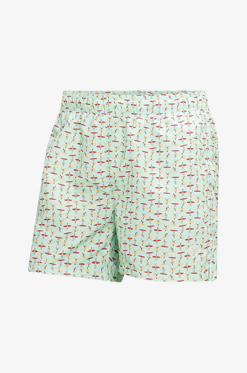 Badeshorts Surfers Swim Shorts Classic Fit