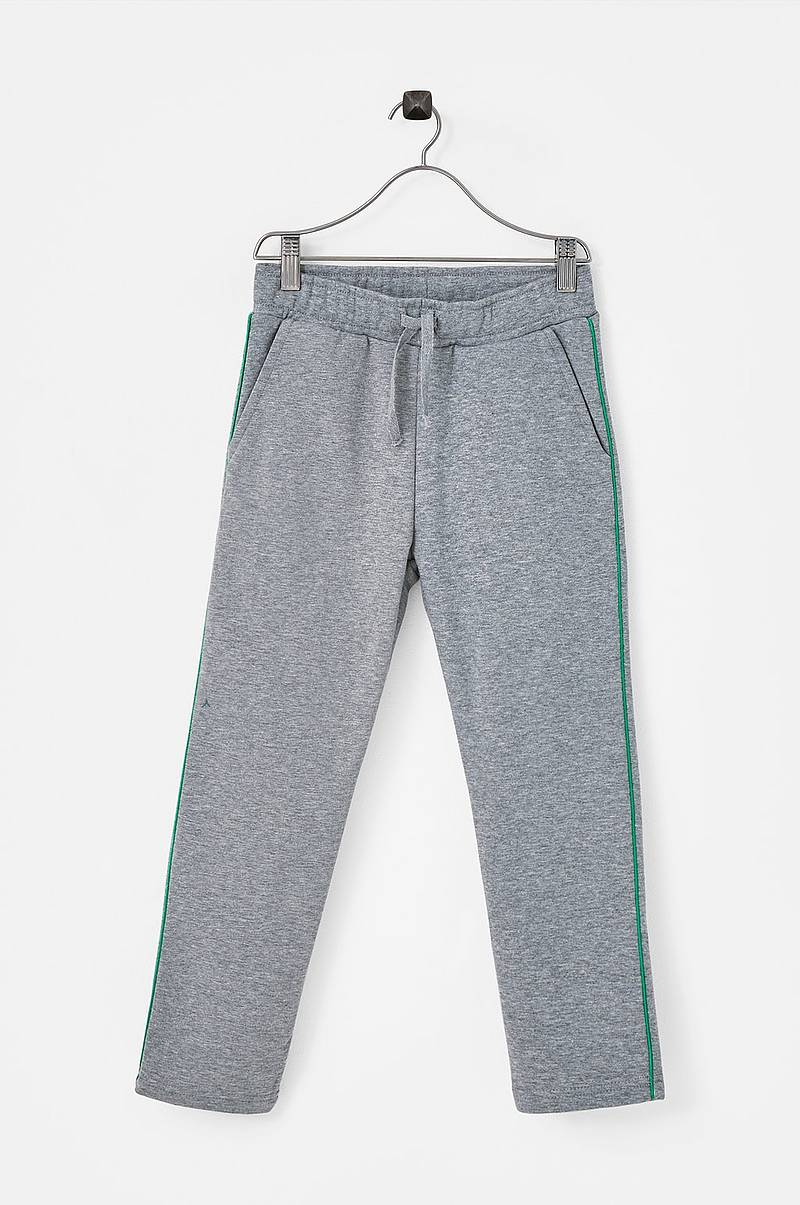 NkfTia Sweat Ankle Pant Bru collegehousut
