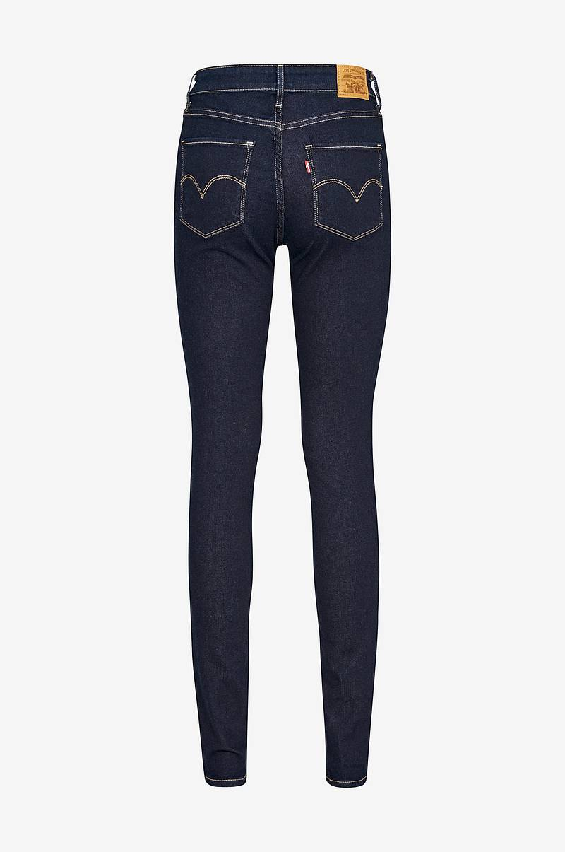 Jeans 721 High Rise Skinny To The Nine