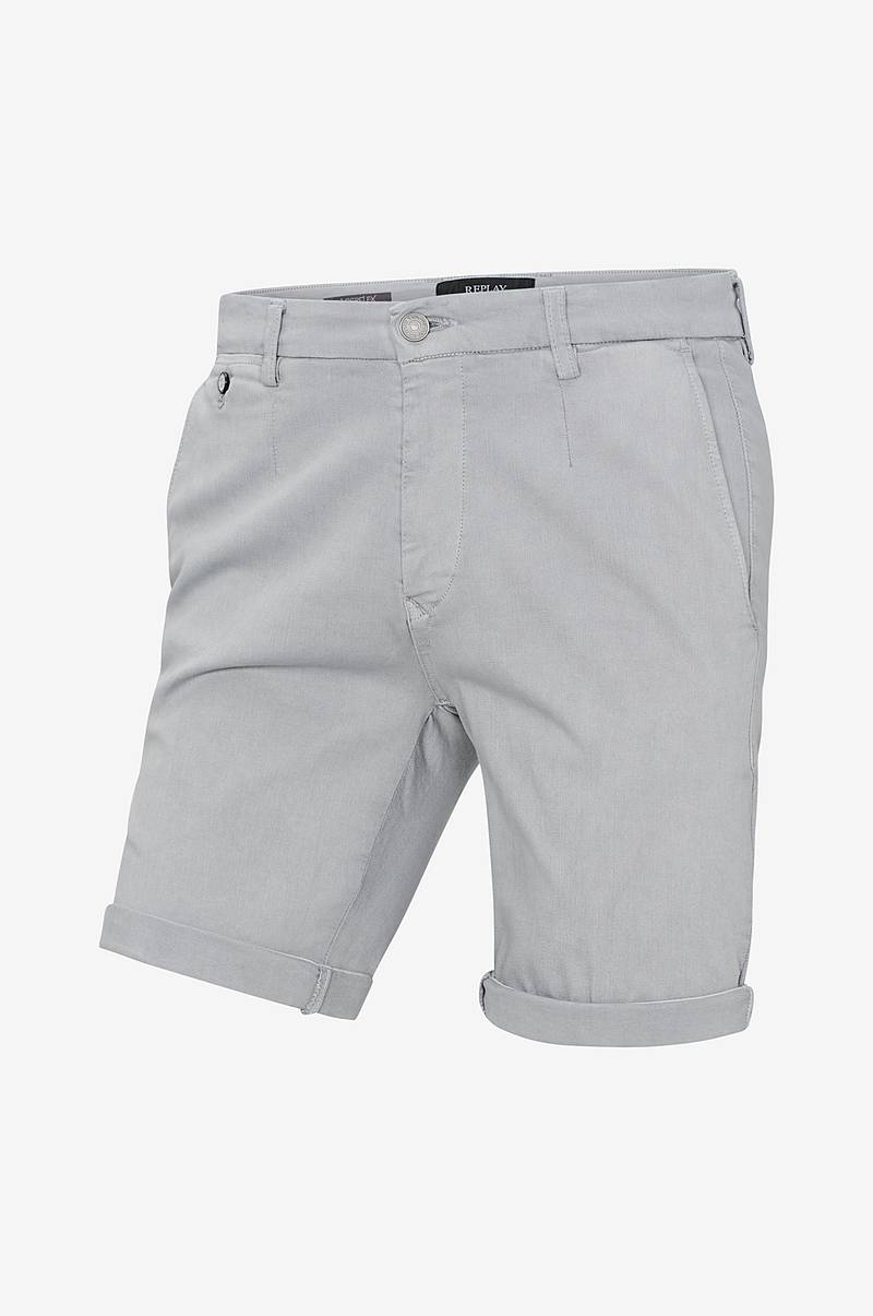 Shortsit Slim Fit Hyperflex Chino Lehoen