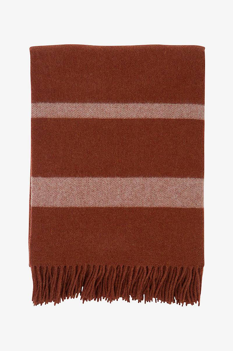 Ullpledd Hotel Wool Throw