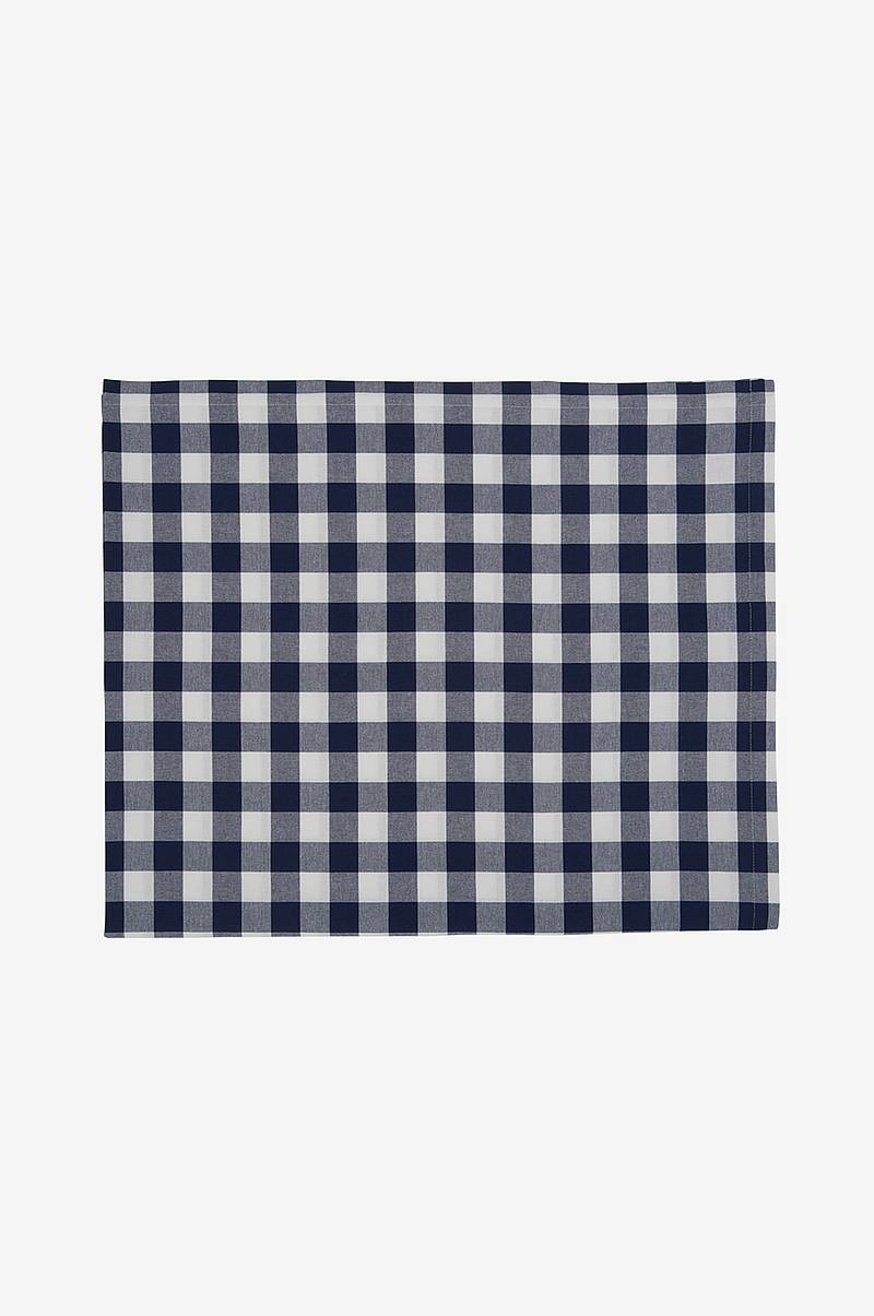 Duk Hotel Gingham Tablecloth