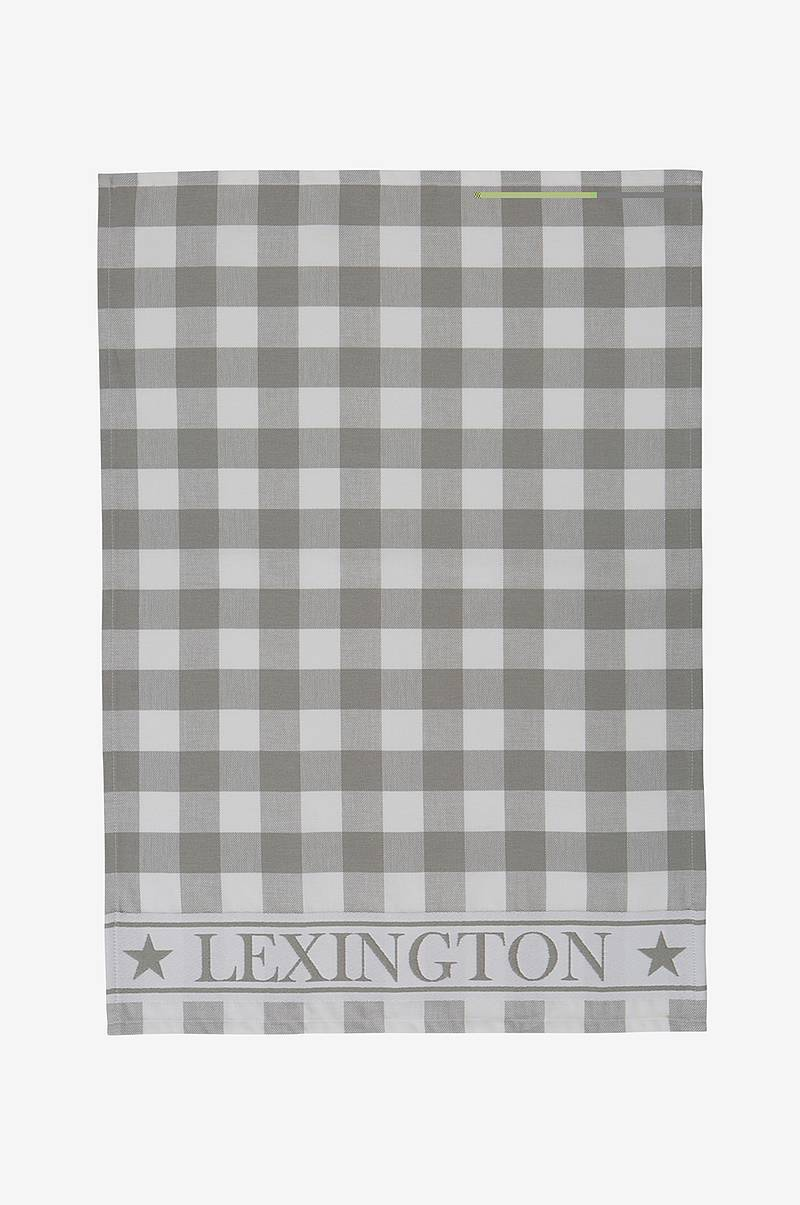 Viskestykke Hotel Gingham Kitchen Towel