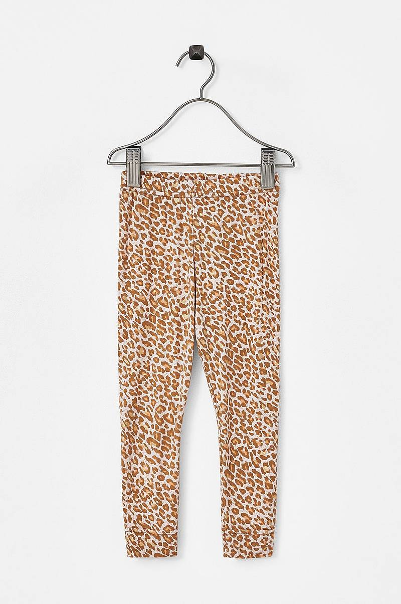 Leggings Gold Leopard