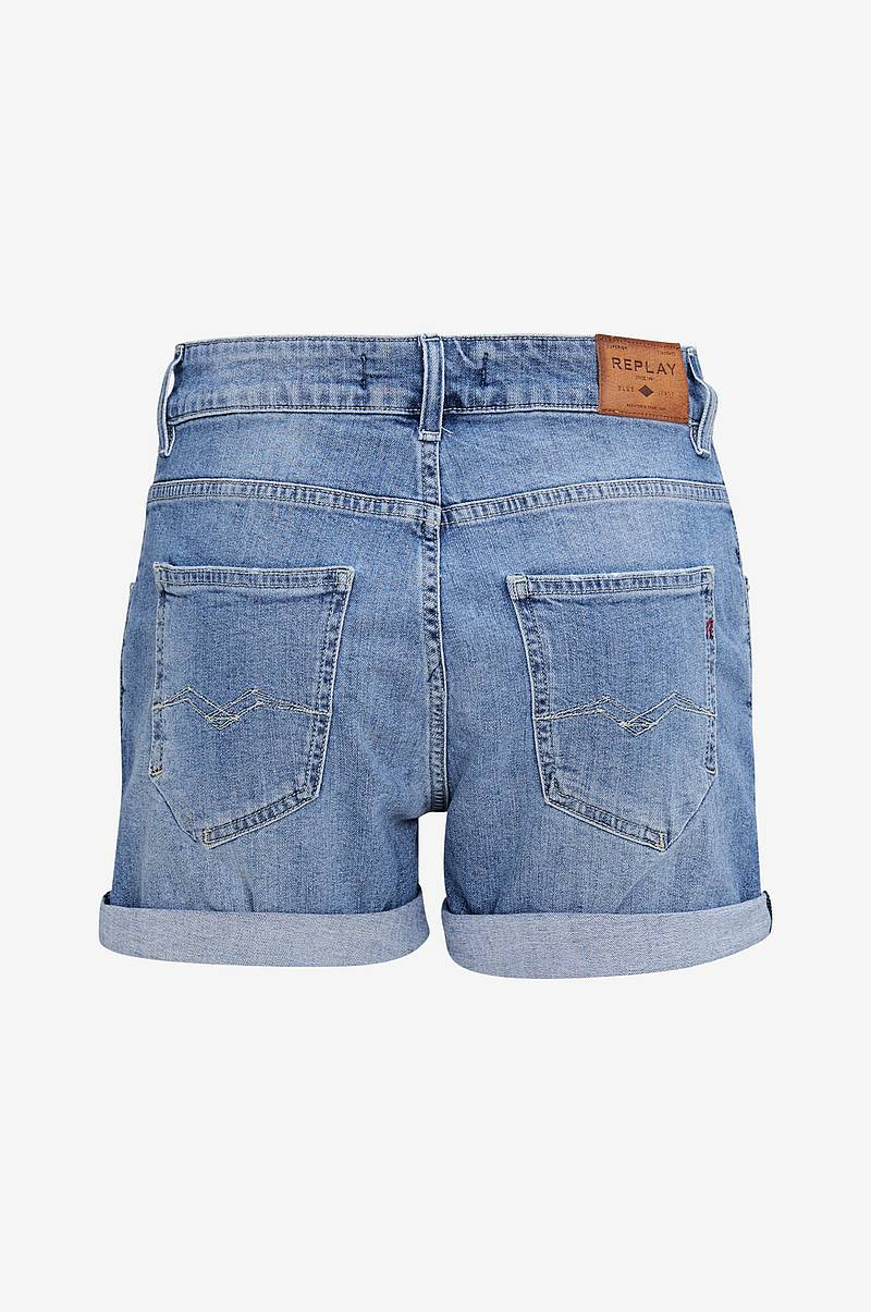 Farkkushortsit Slightly Baggy Shorts