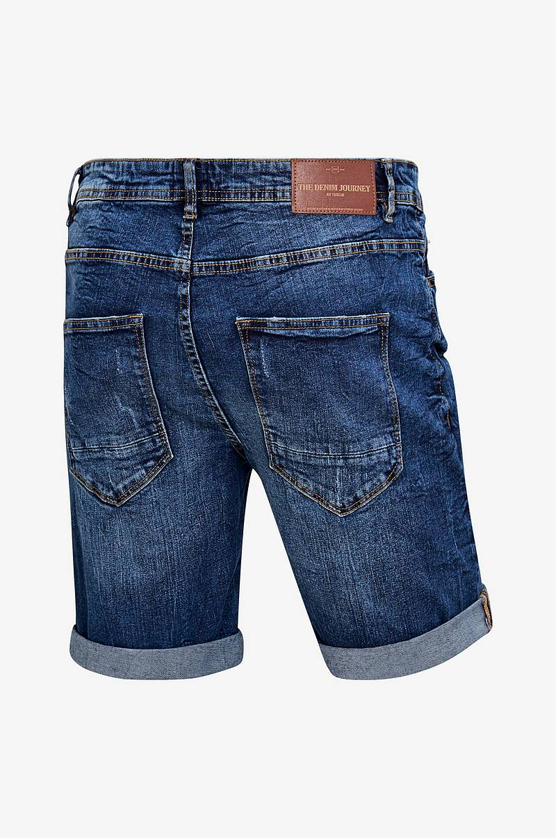 Denimshorts Regular-Lt. Ryder Blue167 Hyb