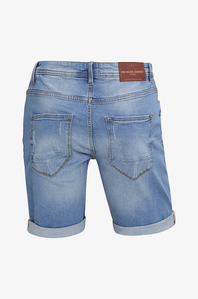 Denimshorts Regular-Lt.Ryder Blue 168 Str