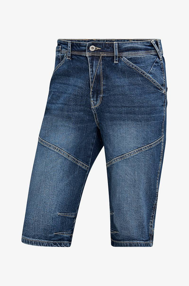 Denimshorts Regular-Lt. Greg Blue142 Str.