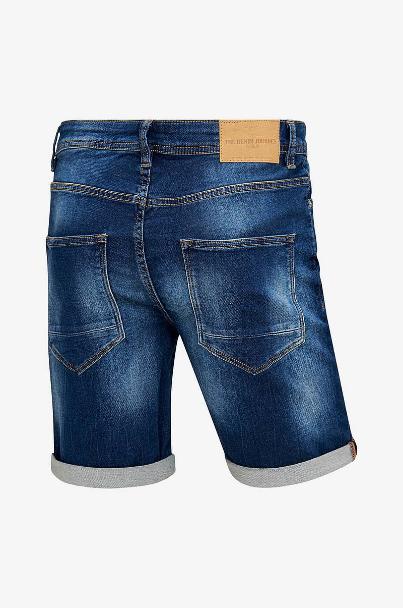 Denimshorts Regular-Lt. Ryder Blue155 Hyb