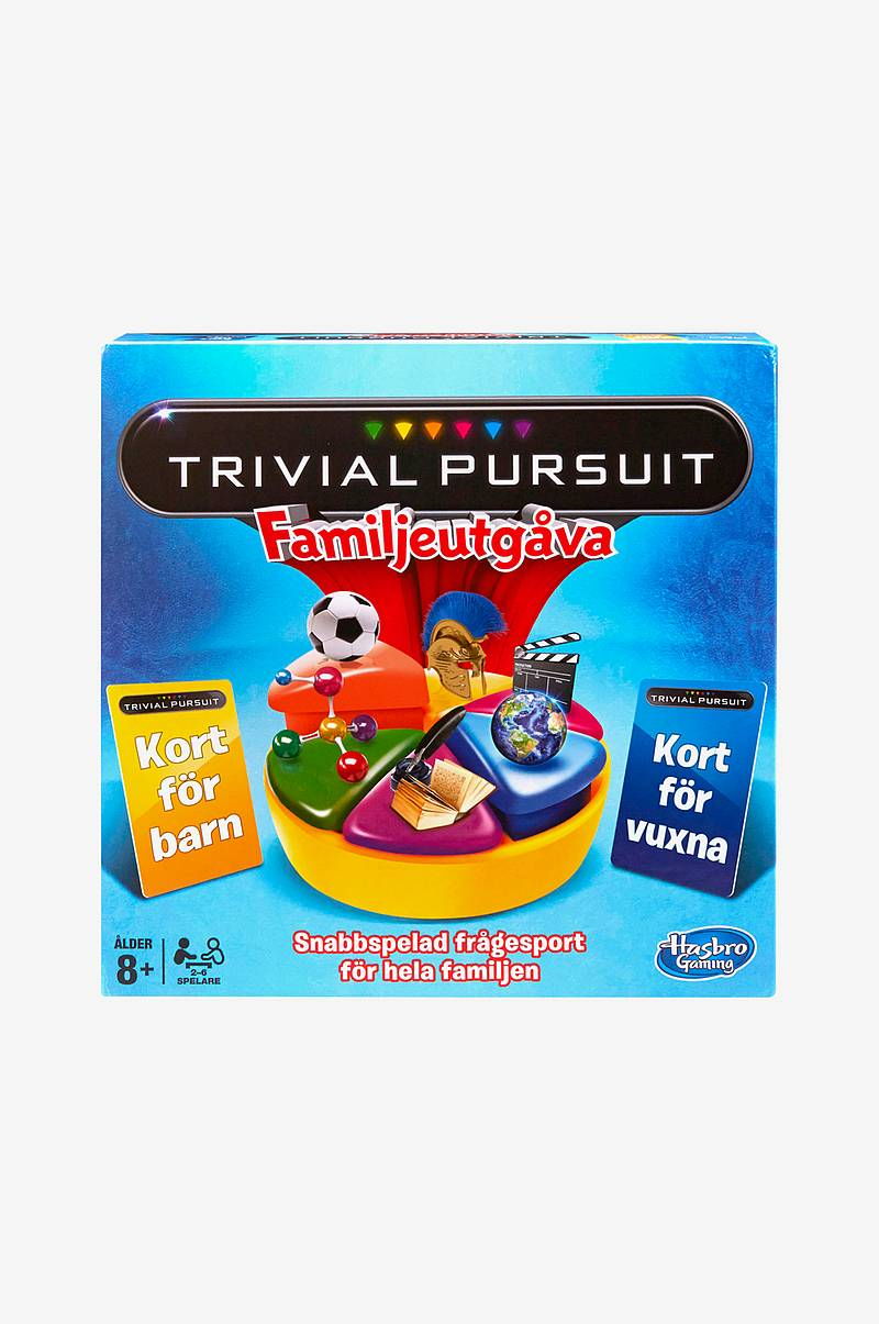 Trivial Pursuit Familj