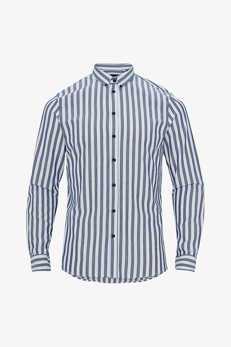 Skjorte Brooks Stripe Shirt