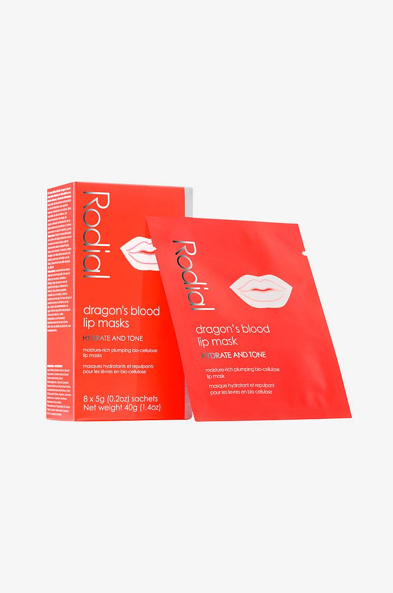 Dragon's Blood Lip Masks, 8 kpl