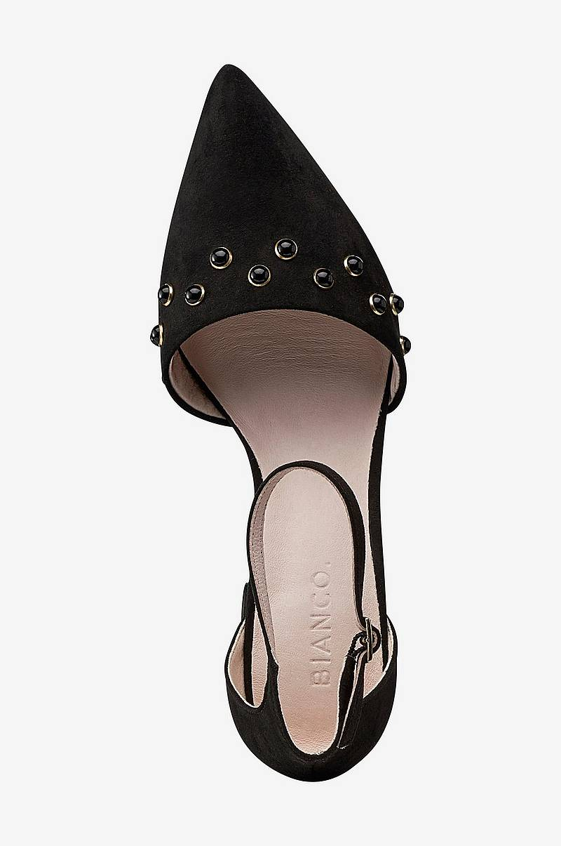 Sandaletter biaDivided D'orsay Pumps