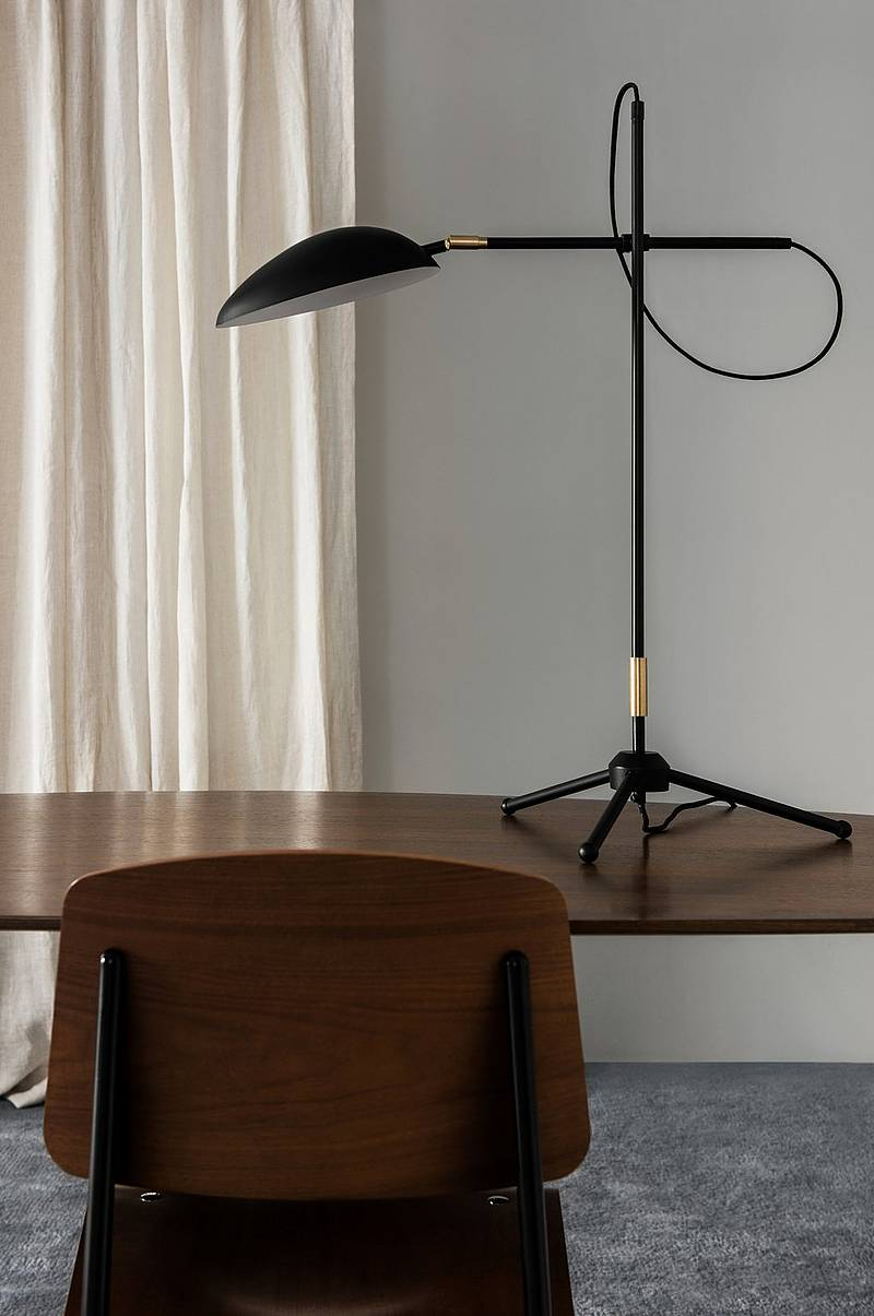 Bordlampe Spoon table