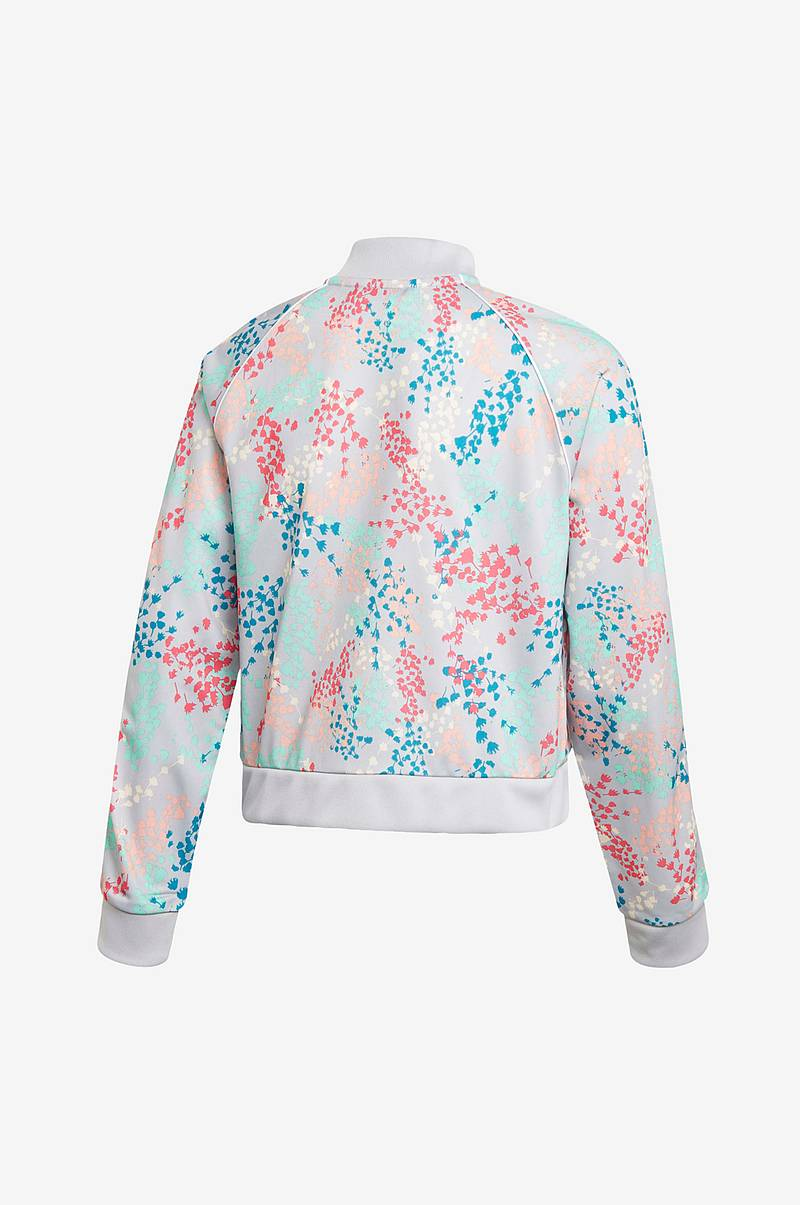 Sweatshirt Cropped SST Track Jacket