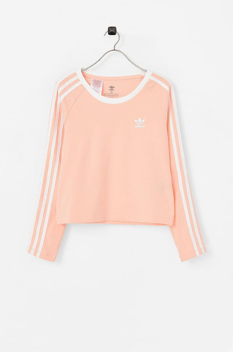 Pusero 3-Stripes Cropped Tee