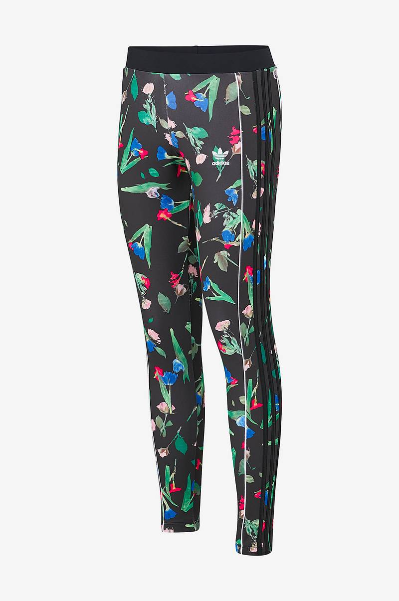 Tights Floral Allover Print