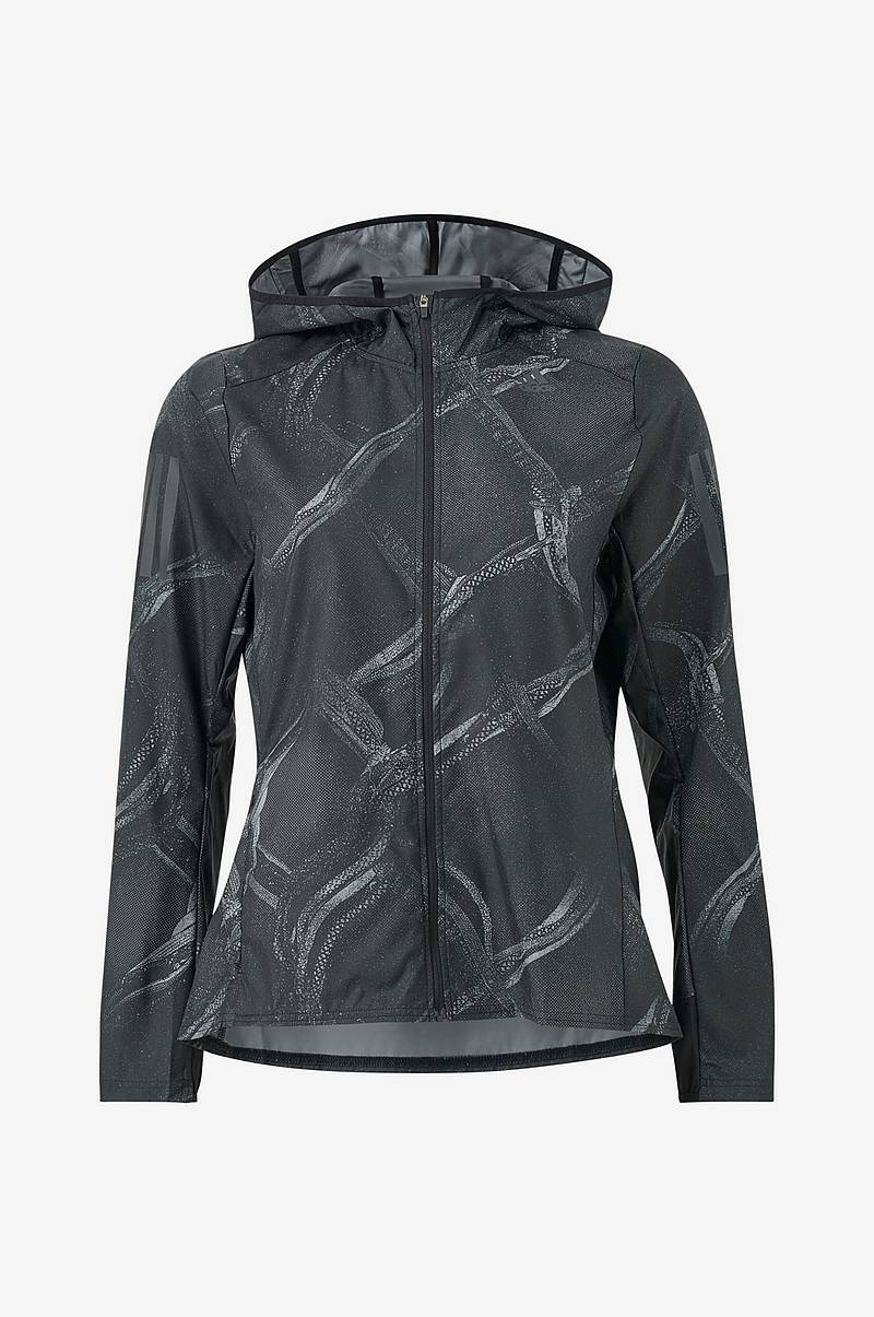 Løpejakke Own The Run Graphic Jacket