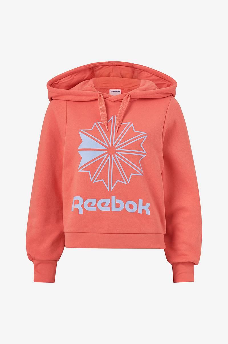 8b672545 Reebok Classic. Hettegenser Classics Big Logo Fleece Hoodie