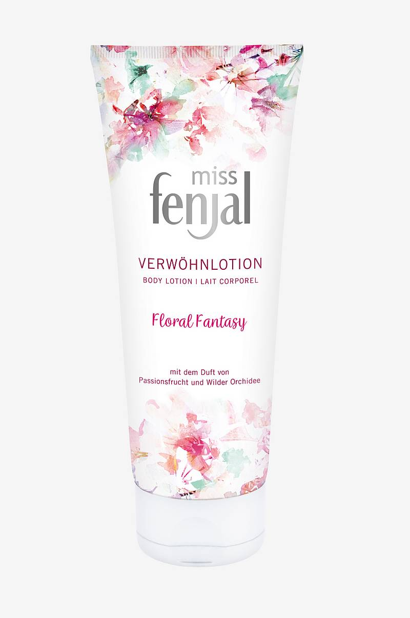 Miss Fenjal Body Lotion Floral Fantasy 200ml