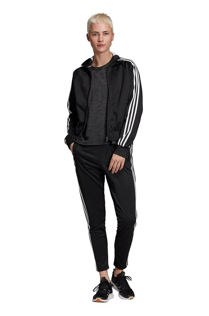 Treenitakki ID 3-stripes Snap Track Top
