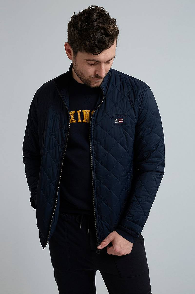 Hector Quilted Jacket takki