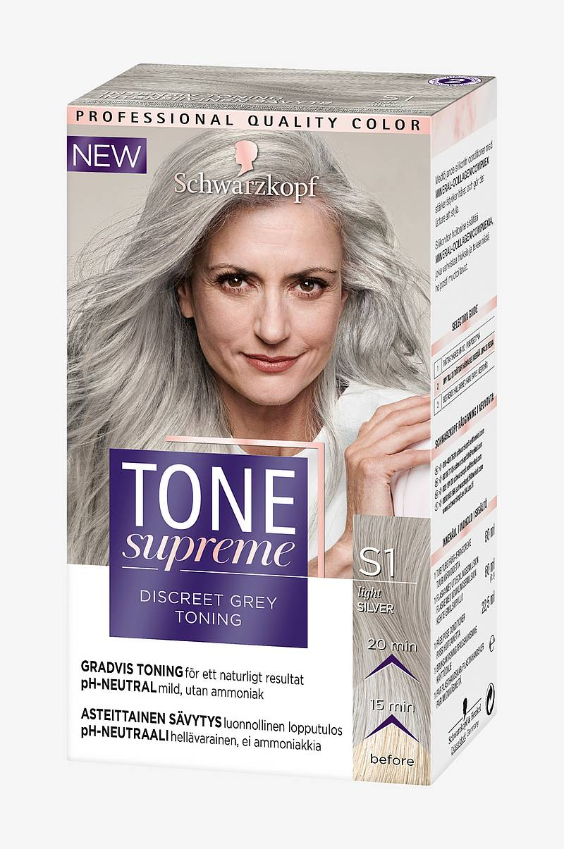 Tone Supreme Light Silver