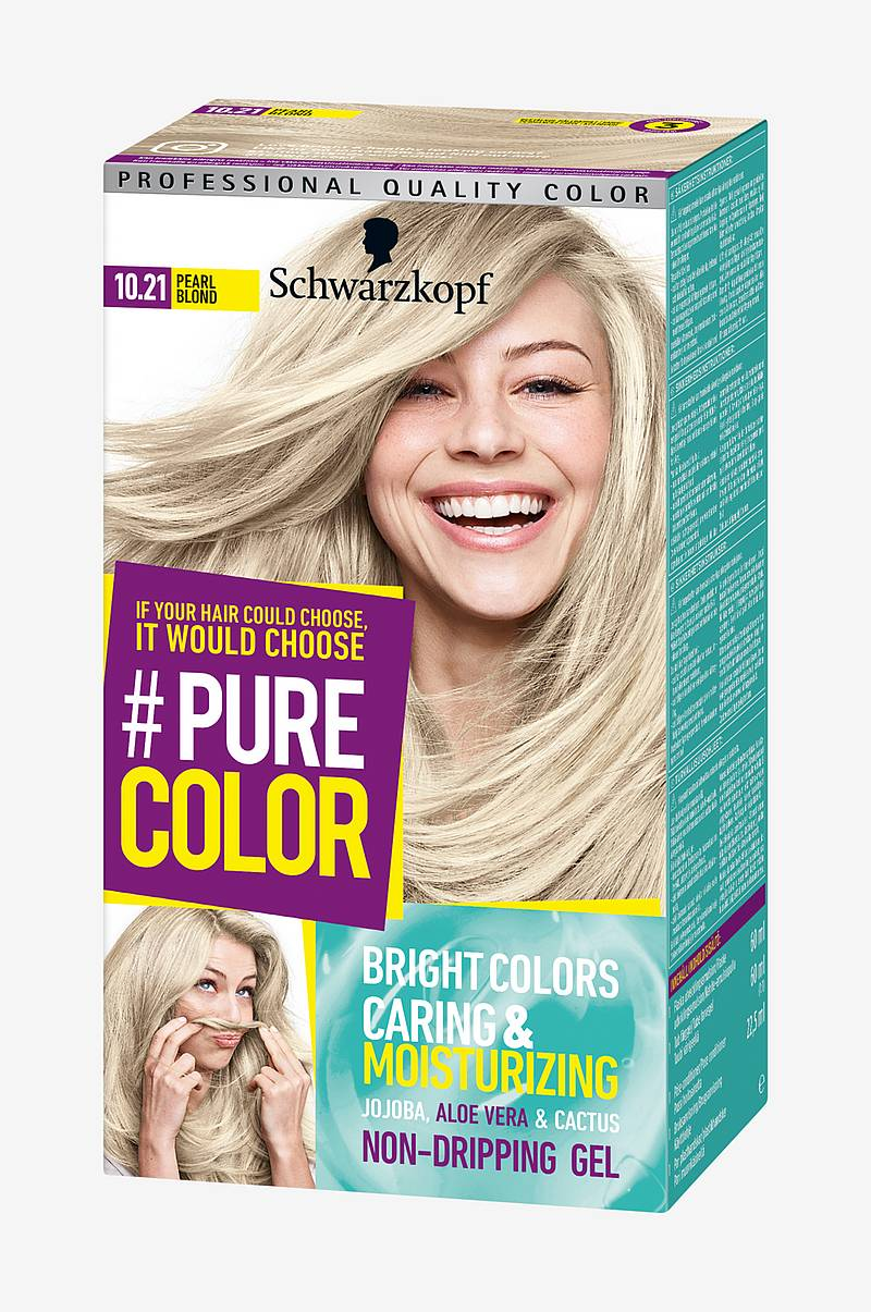 Pure Color 10.21 Pearl Blonde