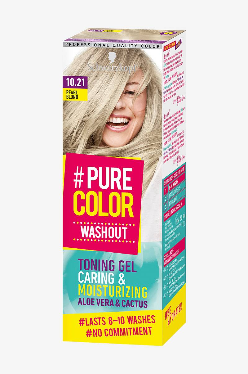 Pure Color Washout 10.21 Baby Blond