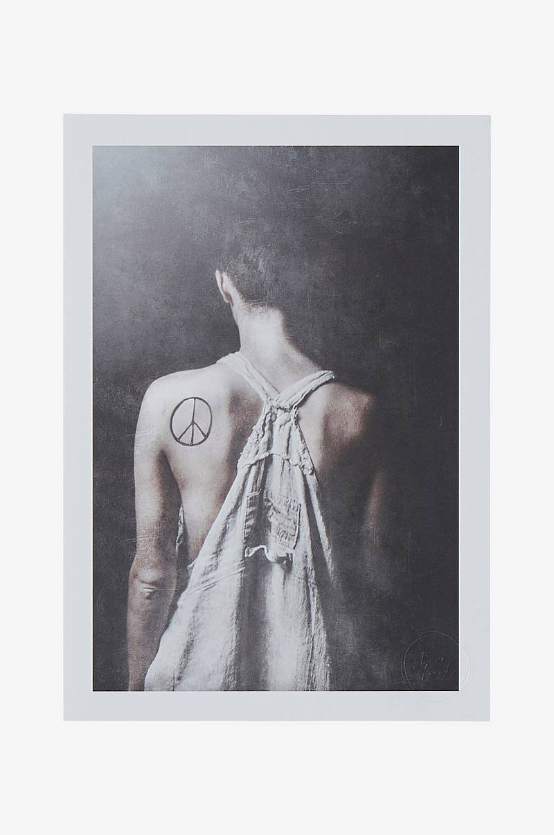 Poster Peace 21x30