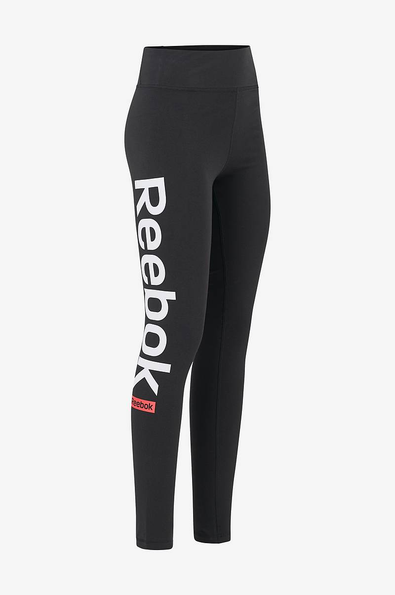 Treenitrikoot Training Essentials Linear Logo Tights