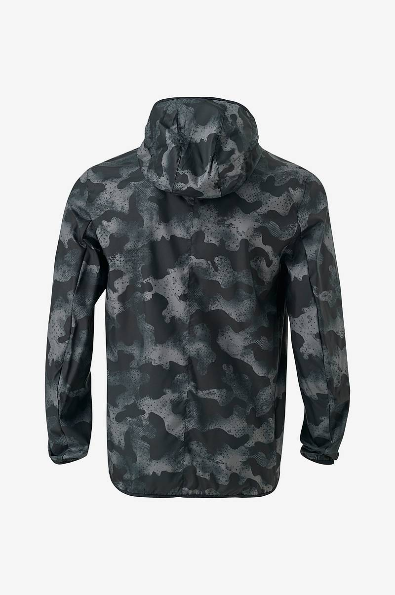 Løpejakke Own The Run Camouflage Jacket