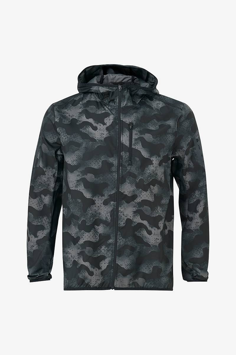 Juoksutakki Own the Run Camouflage Jacket