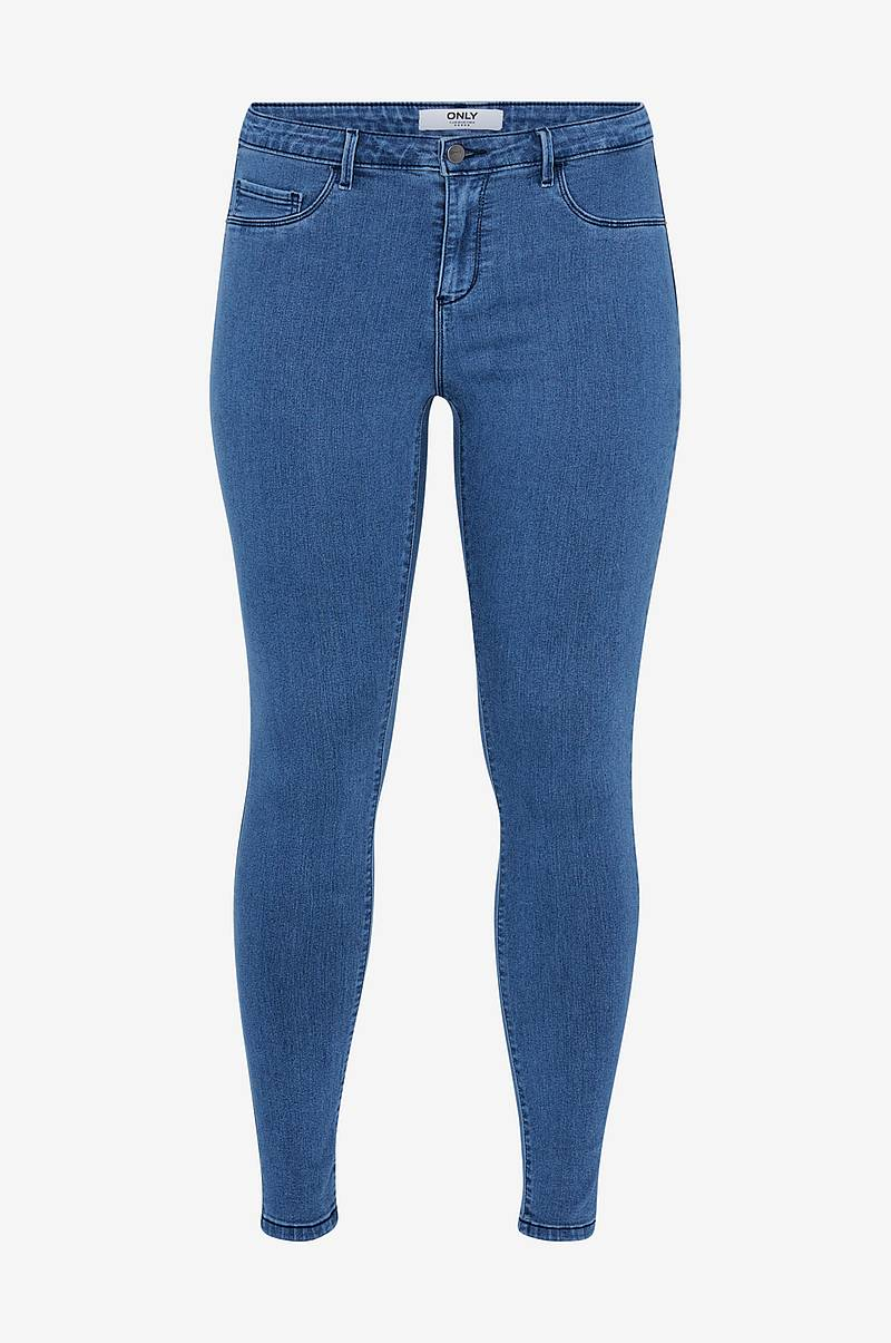 Jeans carThunder Push Up Reg Skinny