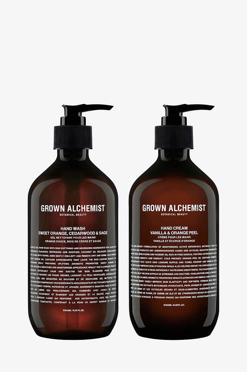 Twin Set Hand Wash & Hand Cream 600 ml