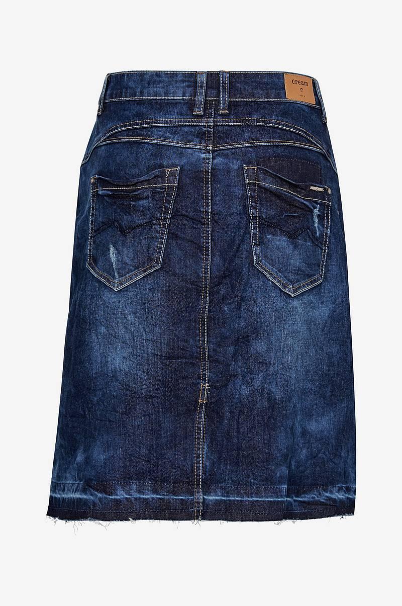 Jeanskjolar i olika modeller - Shoppa online hos Ellos.se 1c60ddb479542