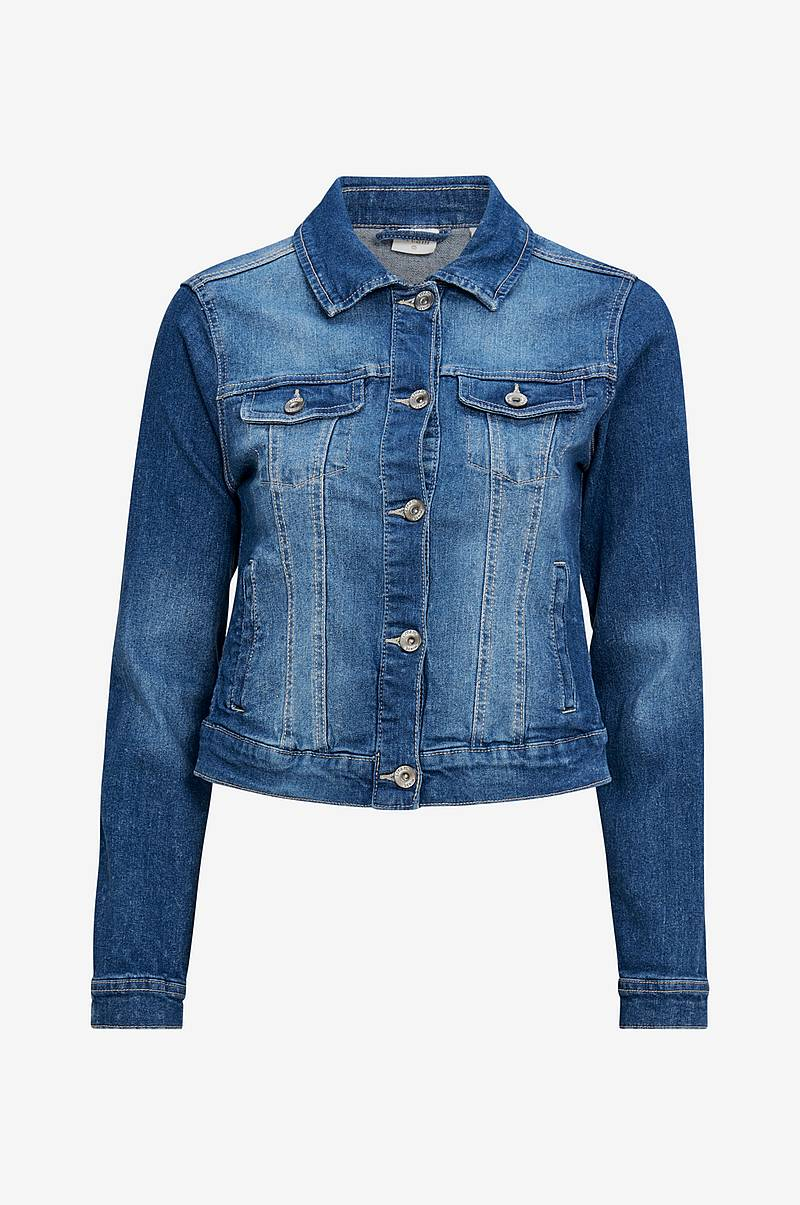 Jeansjakke Lisa Denim Jacket