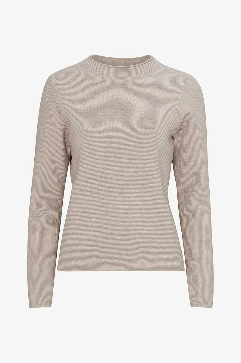 Tröja viOlivana Knit Turtleneck L/S Top