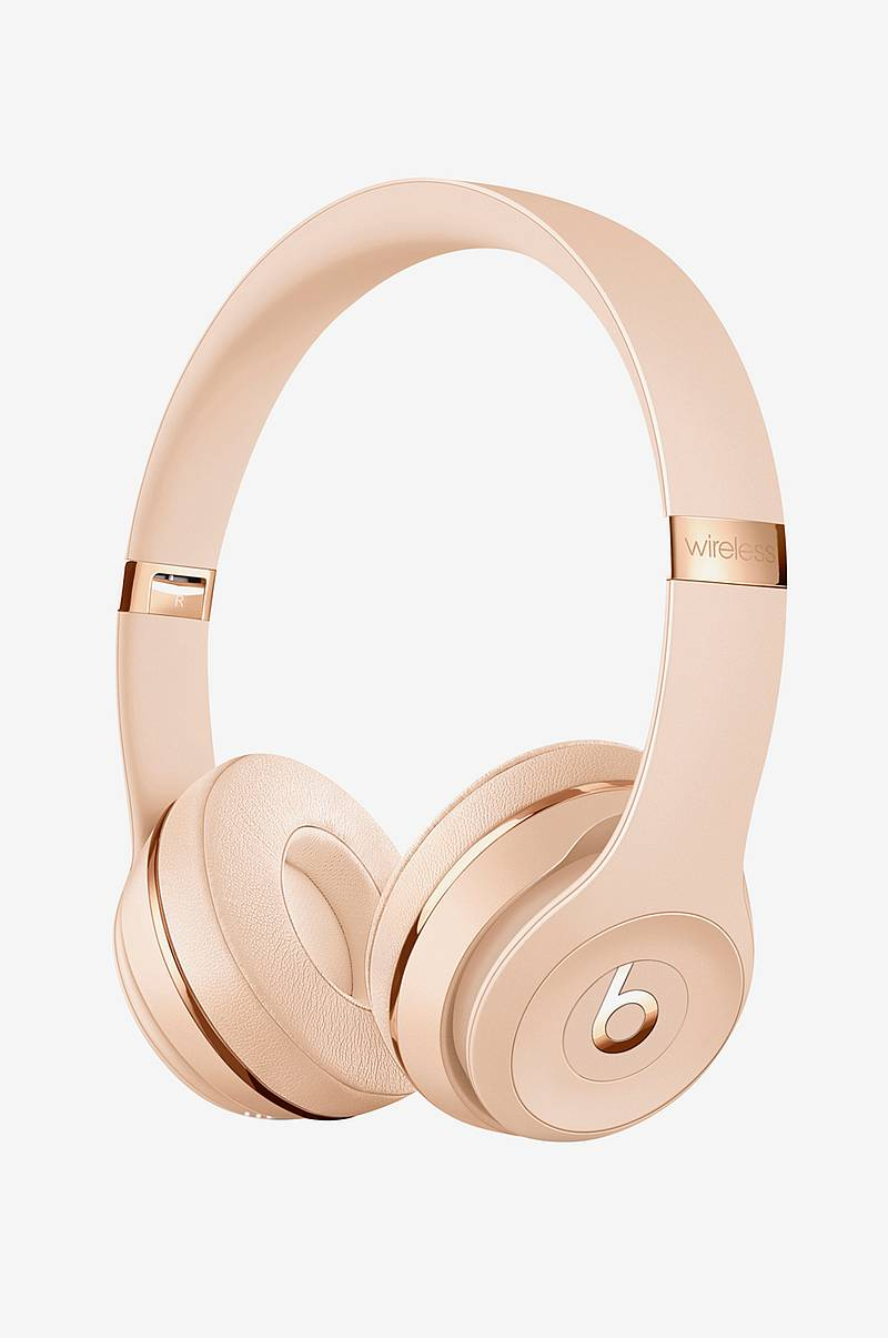 Solo3 Wireless Satin Gold