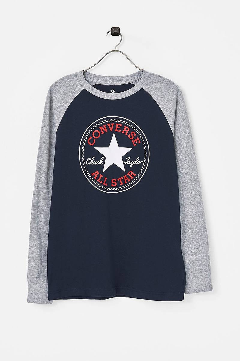 T-shirt Chuck Patch LS Raglan