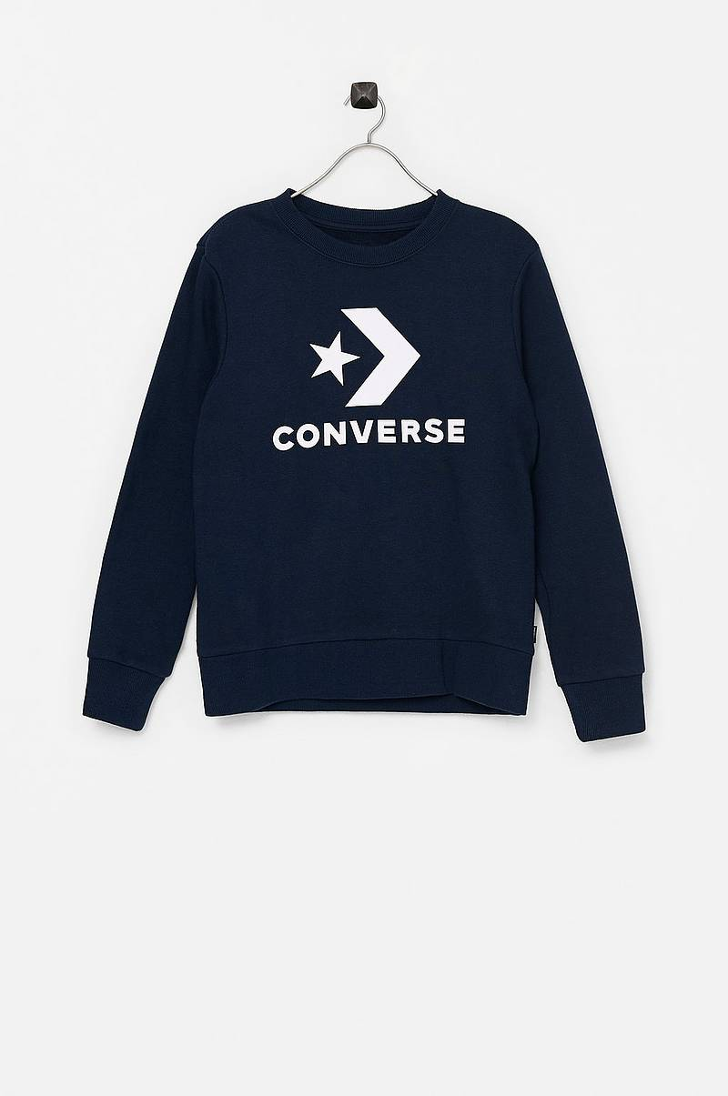 Sweatshirt Stacked Wordmark F.T Crew Neck