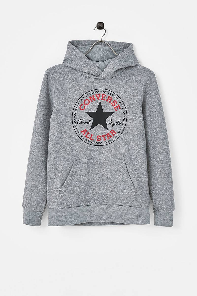 Hettegenser Fleece Chuck Patch Hoodie