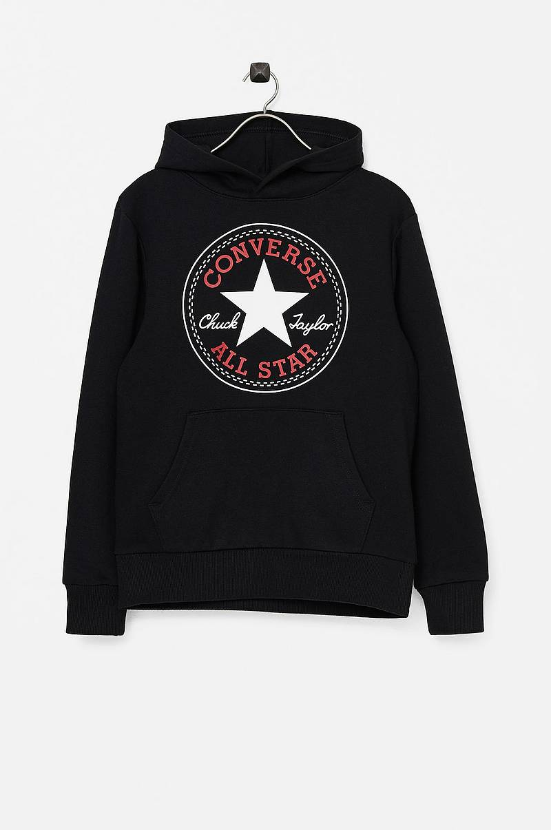 Huvtröja Fleece Chuck Patch Hoodie
