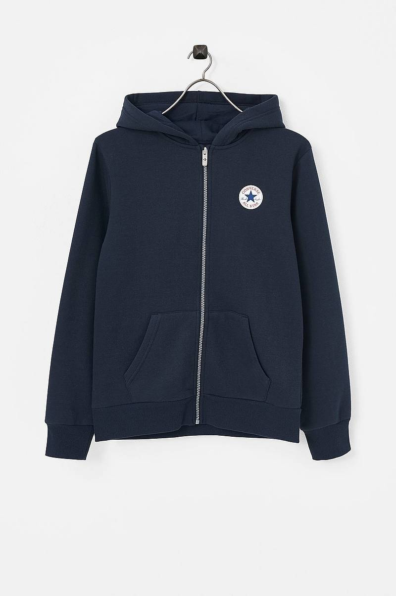 Huvtröja Fleece Chuck Patch Full Zip Hoodie