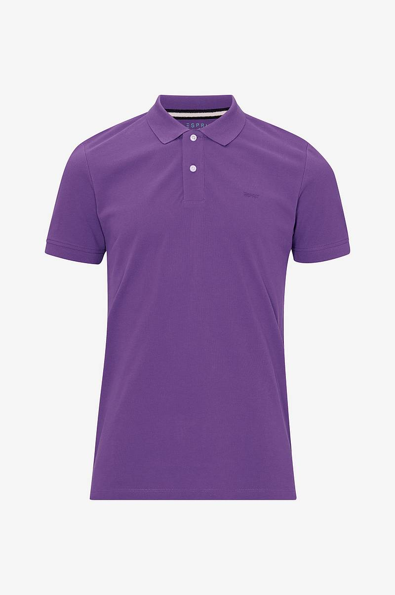 Poloshirt i klassisk model